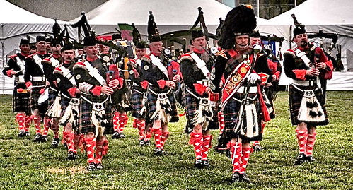 Highland Games Bermuda*