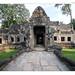 Ruines du temple Preah Khan à Angkor
