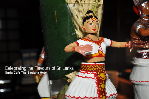 Flavours of Sri Lanka The Saujana Hotel