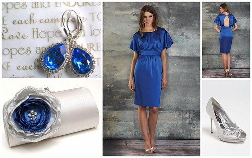 {Royal Blue} Wedding Style Color Inspiration by Nina Renee Designs