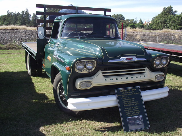 59 Chevy Viking | Autos Post