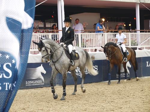Edwina Tops Alexander gucci Longines Global Champions Tour 2013 Monaco
