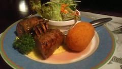 Lammasta lautasella Nelsonissa