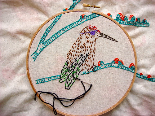 Feeling Stitchy Midsummer Stitchalong