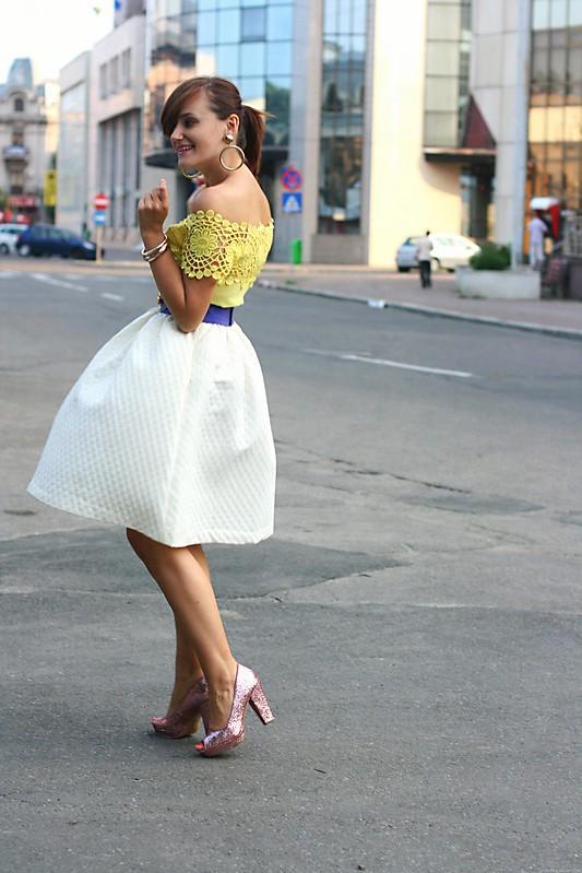h&m skirt7