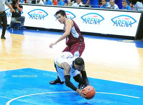 UAAP Season 76: NU Bulldogs vs. UP Fighting Maroons, July 14