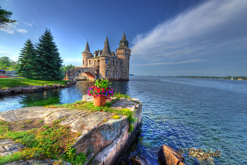 Boldt Castle - Powerhouse