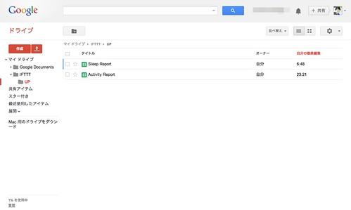 6 IFTTT Google Drive