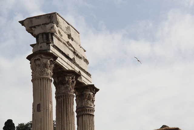 Ancient Rome tour, Urban Adventures