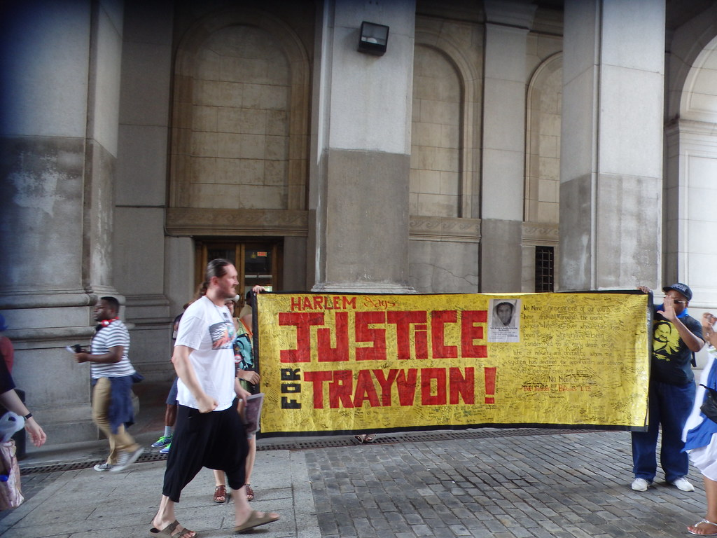 Trayvon Martin Rally 2013-07-20
