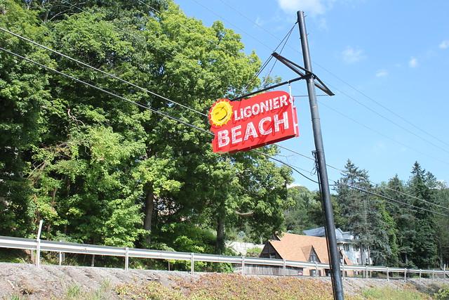 Ligonier Beach, Ligonier, PA