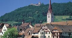 Stein am Rhein - šperk u jezera Untersee