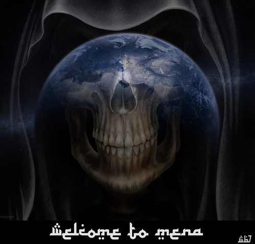 WELCOME TO MENA by WilliamBanzai7/Colonel Flick