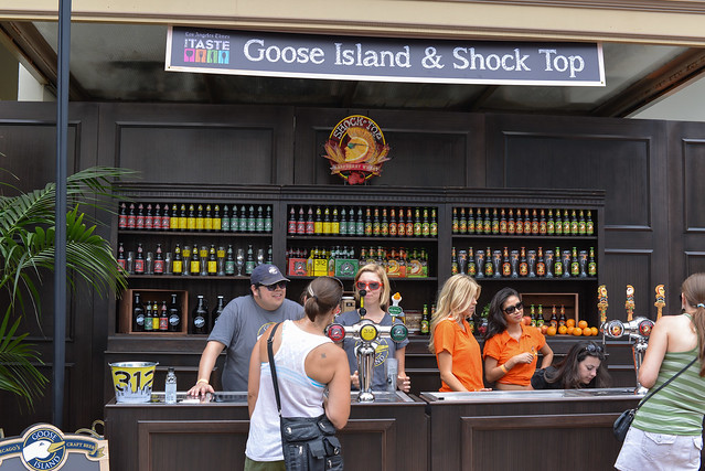 Goose Island & Shock Top