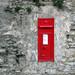 Rural postbox by johnd2008