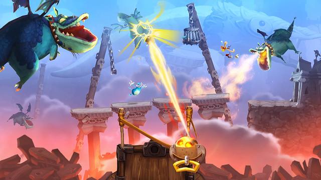 Rayman Legends - Screenshot 1