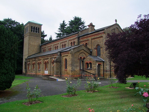 Essex Regiment Chapel