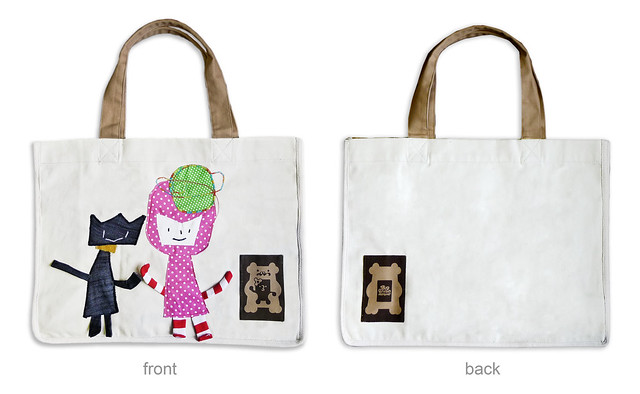 Doodle-a-bag