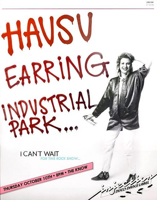 10/10/13 Hausu/Earring/IndustrialPark
