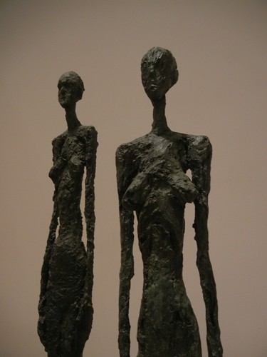 DSCN8784 _ Tall Figure, II, 1960, ALberto Giacometti (1901-1966), MOCA