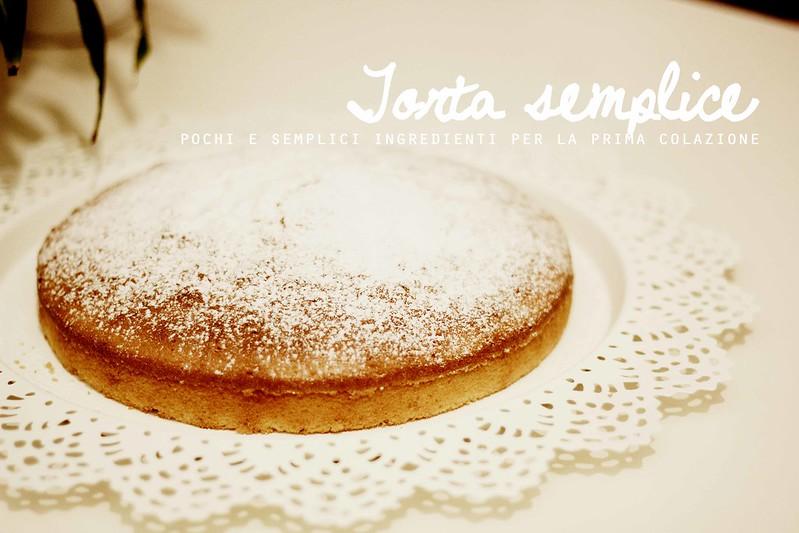 torta margherita semplice senza fecola