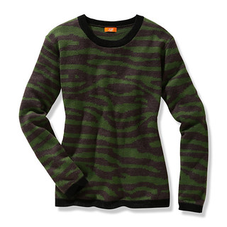 Joe Fresh Camouflage Sweater