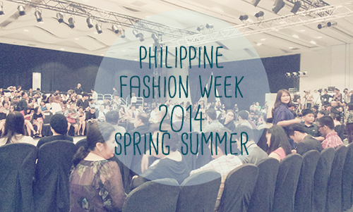 philippine fashion week 2014 spring summer