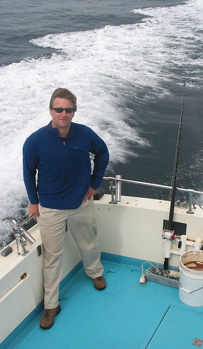 Phil fishing