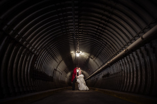Diefenbunker nuclear bomb shelter wedding