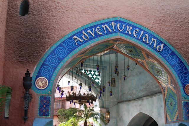 Header of Adventureland