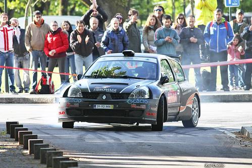João Barros / Jorge Henriques - Renault Clio S1600 - Rali Cidade de Guimarães 2013