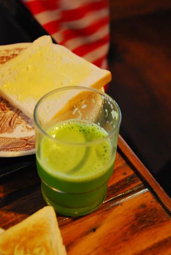 超好喝的現打蔬果汁