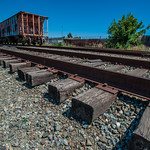 Tue, 2013-05-28 15:01 - Train tracks - part of the NFO scene