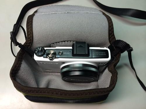 ソフトカメラケース