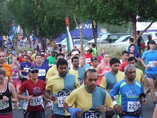Dubai Creek Half-Marathon