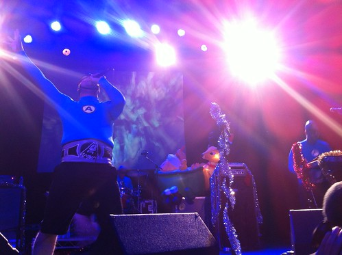 The Aquabats take the stage