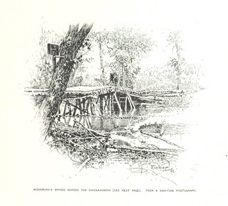 """Image taken from page 407 of 'Battles and Leaders of the Civil War, being for the most part contributions by Union and Confederate officers, based upon """"the Century War Series."""" Edited by R. U. J. and C. C. B., etc. [Illustrated.]'"""
