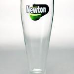 ベルギービール大好き!!【ニュートンの専用グラス】(管理人所有 )