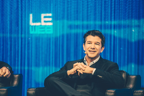 Travis Kalanick, Co-Founder & CEO, Uber @ LeWeb Paris Day 1 2013-2555