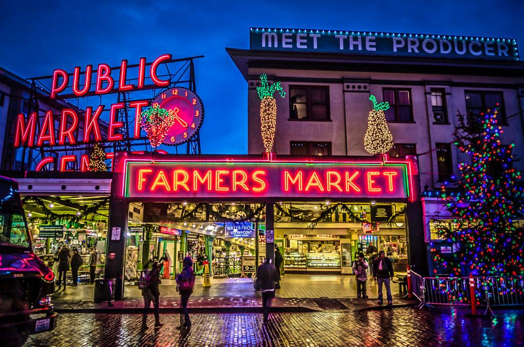 Seattle Artsy Market