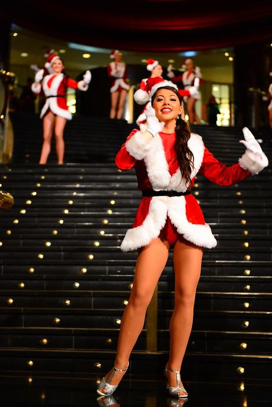 Christmas Belles at Crown