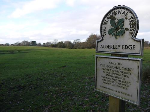 Welcome to Alderley Edge