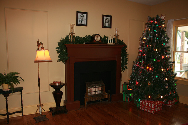 A Christmas Story House in Cleveland, Ohio
