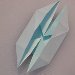 วิธีพับกระดาษเป็นรูปผีเสื้อ 011