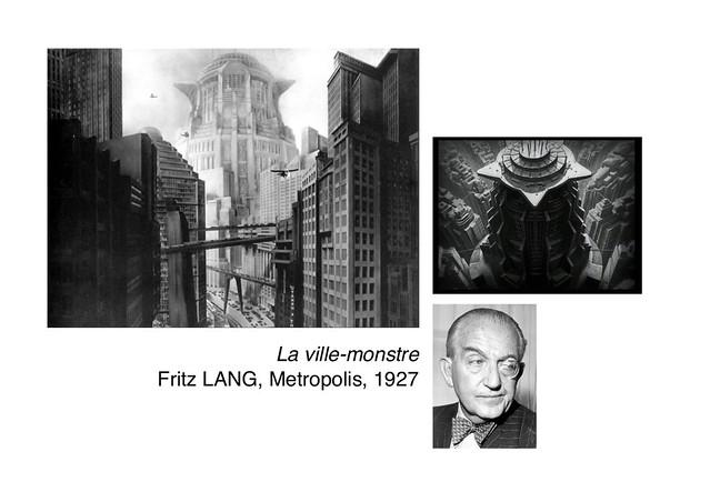 Lang Fritz, Metropolis, 1927