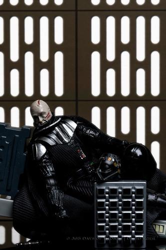 12/12 | The Death of Vader by egerbver