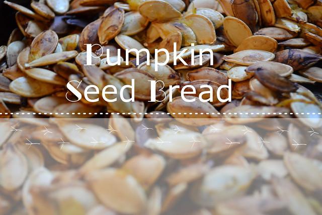 pumpkin seed bread title