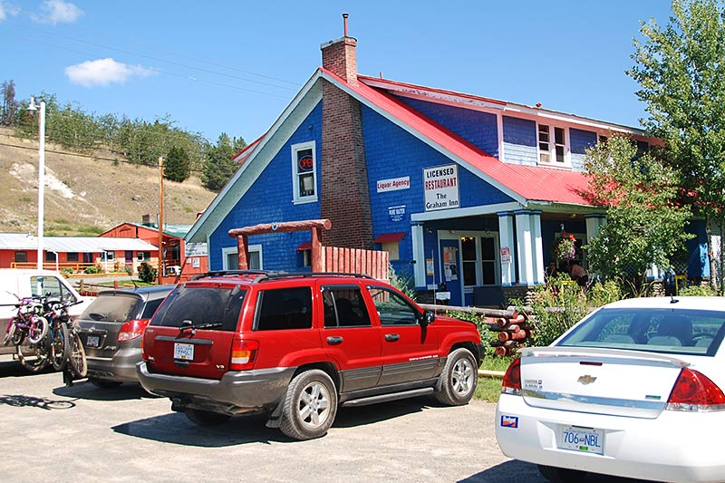The Graham Inn, Tatla Lake, Highway 20, Chilcotin, British Columbia