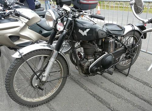 1950 Matchless 350