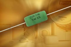 High Voltage Resistors